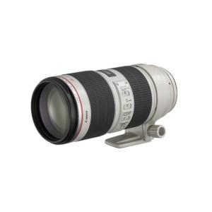 キヤノン交換レンズ(EF70-200mm F2.8L IS II USM)