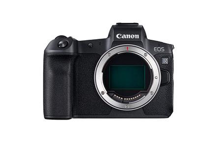 キヤノンミラーレスカメラ(EOS R・ボディ)