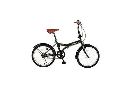 ルノー折畳自転車 FDB20 MG-RN20