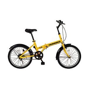 ルノー折畳自転車 FDB20R MG-HM20R