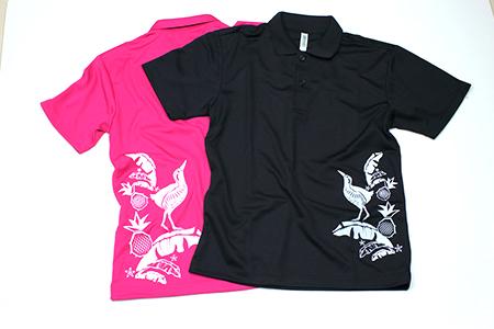 ゆいゆい国頭で人気の やんばるポロシャツ(2枚セット)