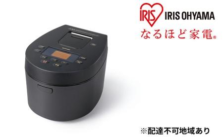 IHジャー炊飯器 3合 RC-IL30-B ブラック