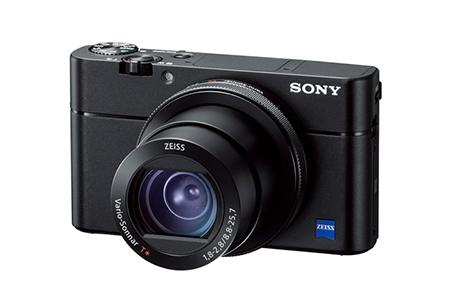 ソニーデジタルスチルカメラ DSC-RX100M5