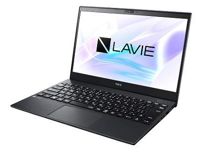NEC LAVIE Direct PM 13.3型ワイドフルHD/IPS液晶搭載のプレミアムモバイルノート 【2021春モデル】