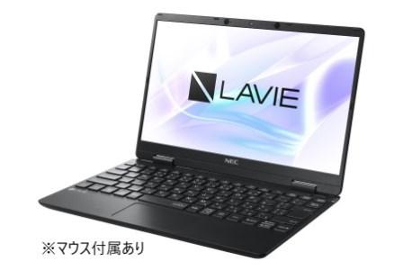 【2021年春モデル】 NEC LAVIE Direct N12 12.5型ワイド LED IPS液晶 コンパクトモバイルPC(パールブラック)
