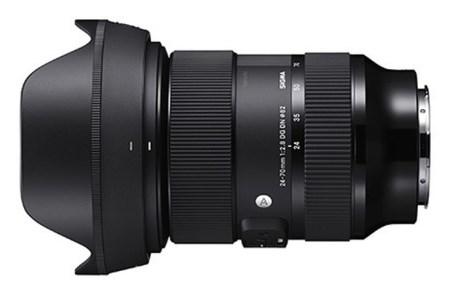 カメラ レンズ 家電 SIGMA 24-70mm F2.8 DG DN   Art (数量限定)【Lマウント】