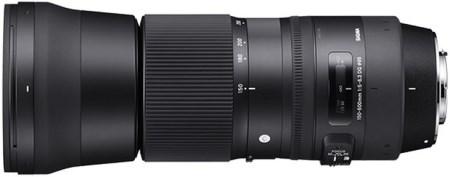 カメラ レンズ 家電 SIGMA 150-600mm F5-6.3 DG OS HSM   Contemporary(数量限定)【キヤノンEFマウント】