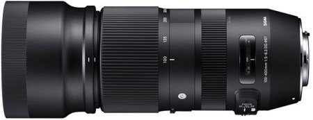 カメラ レンズ 家電 SIGMA 100-400mm F5-6.3 DG OS HSM   Contemporary(数量限定)【キヤノンEFマウント】