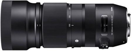 カメラ レンズ 家電 SIGMA 100-400mm F5-6.3 DG OS HSM   Contemporary(数量限定)【ニコンFマウント】
