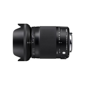 カメラ レンズ 家電 SIGMA 18-300mm F3.5-6.3 DC MARO OS HSM   Contemporary【ニコンFマウント】