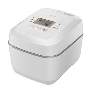 【圧力スチームIH】炊飯器(5.5合用)RZ-V100CM(W)