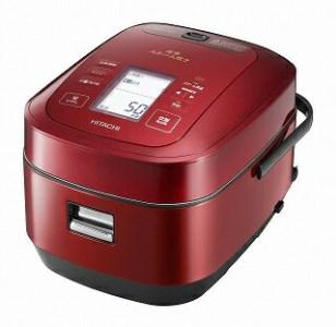 【圧力スチームIH】炊飯器(5.5合用) RZ-AW3000M(R)