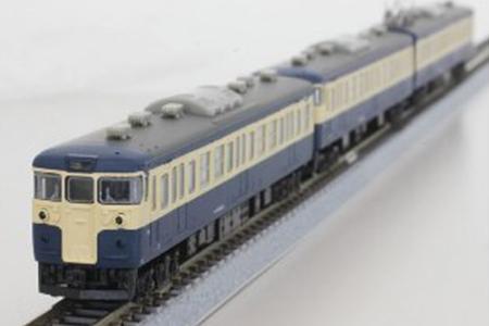 115系横須賀色! 近郊電車運転セット