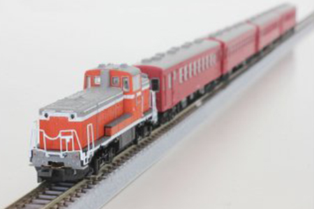 DE10&50系客車! レッドトレイン運転セット