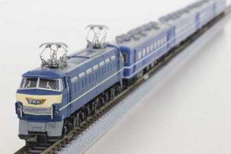 EF66&14系座席車! 客車急行列車運転セット