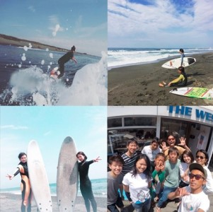 日本一を目指すサーフィンスクール【初心者向け】