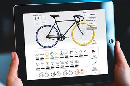 Cocci Pedaleの10兆×10億通りから世界に1台のオリジナル自転車を作ろう(060)