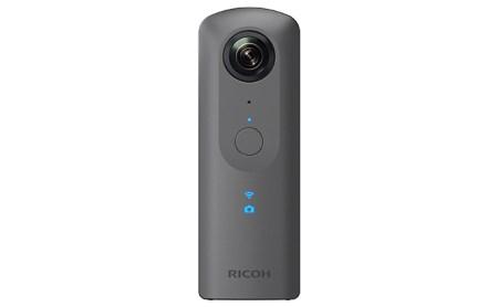 360度カメラ RICOH THETA V