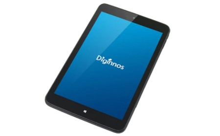 8インチタブレット サードウェーブ「Diginnos DG-D08IW2SL」
