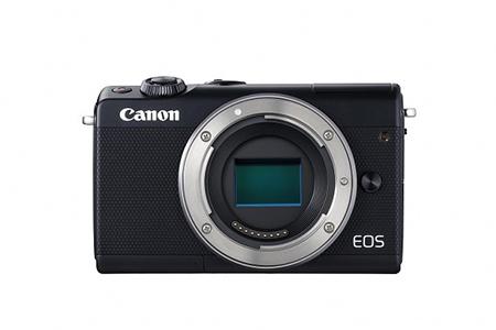 ミラーレスカメラ EOS M100 ボディ(ブラック)