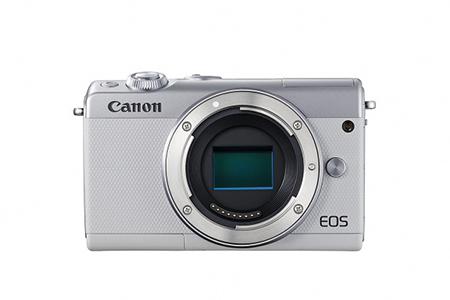 ミラーレスカメラ EOS M100 ボディ(ホワイト)