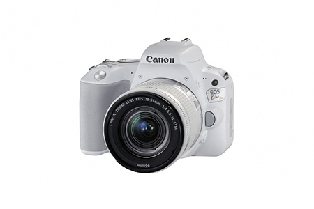 一眼レフカメラ EOS Kiss X9 レンズキット(ホワイト)