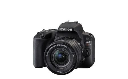 一眼レフカメラ EOS Kiss X9 レンズキット(ブラック)
