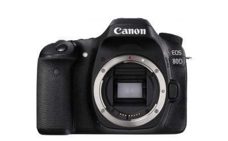 一眼レフカメラ EOS 80D(W)・ボディー
