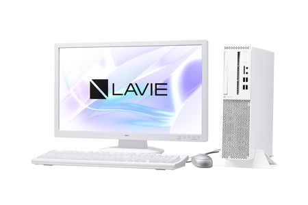 NEC製 タワー型デスクトップPC[LAVIE Direct DT( Core™ i3搭載)]