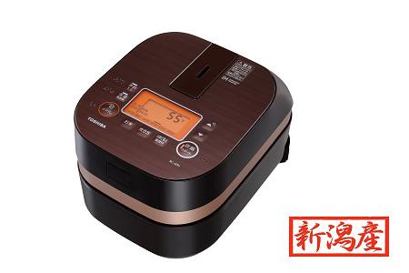 【新潟産】東芝IHジャー炊飯器 RC-4ZPJ(T) 2.5合