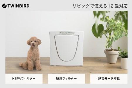空気清浄機 ファンディファイン ヘパ(AC-4238W)