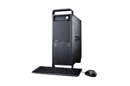 「made in 飯山」マウスコンピューター タワー型クリエイター向けデスクトップパソコン「DAIV-DGZ510S1-SH2-IIYAMA」