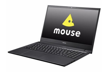 「made in 飯山」マウスコンピューター   Office Home and Business 2019搭載 15.6型ノートPC「F5-i5CMLAB-IIYAMA」
