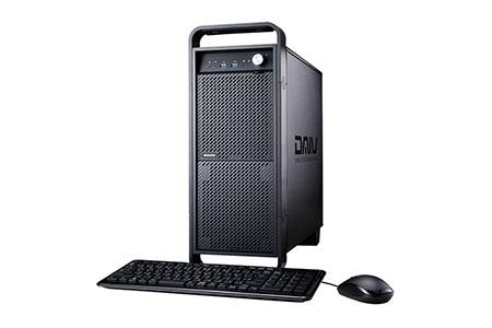 「made in 飯山」マウスコンピューター タワー型クリエイター向けデスクトップパソコン「DAIV-DGZ520S1-SH2-IIYAMA」
