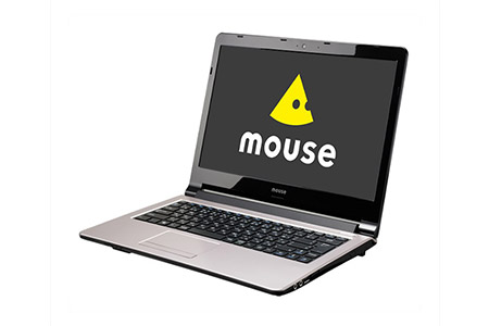 マウスコンピューター組立体験&名前印刷付!14型ノートパソコン「MB-E400XN-S2-A-KW-IIYAMA」