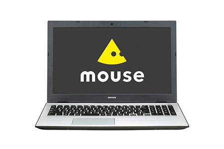 マウスコンピューター15.6型スタイリッシュノート「MB-H550BN1-SH-IIYAMA」