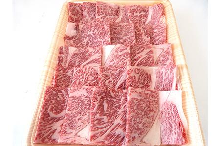 A5等級飛騨牛焼き肉用500g ロース又は肩ロース肉