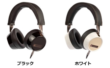 AUDIOFLY マイク付ヘッドホン (白)AF2401