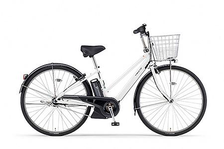190YAMAHA電動アシスト自転車(CITY-S5)(スノーホワイト)