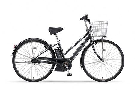 190YAMAHA電動アシスト自転車(CITY-S5)(ガンメタリック)