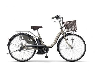 電動アシスト自転車(ナチュラM)[2018](26インチ・アッシュゴールド)