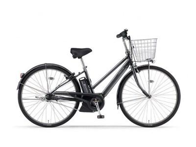 電動アシスト自転車(CITY-S5)[2018](ガンメタリック)