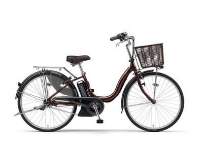 電動アシスト自転車(ナチュラM)[2018](24インチ・カラメルブラウン)