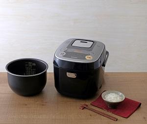 米屋の旨み 銘柄炊き IHジャー炊飯器 10合 RC-IB10-B