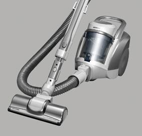 サイクロンクリーナーコンパクト 低騒音タイプ