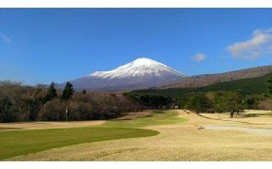 富士高原ゴルフコースプレー利用券 20枚