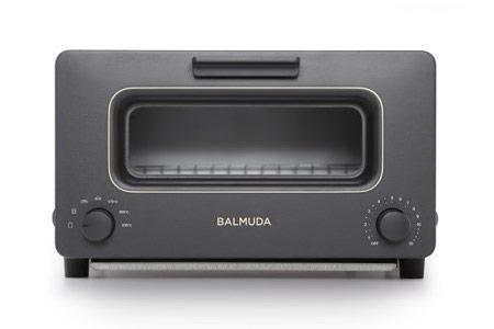 BALMUDA The Toaster(ブラック) 寄附金額:68,000円